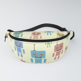 Robotic brothers Fanny Pack