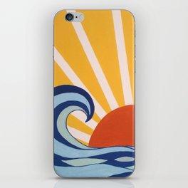 Let Your Sun Shine iPhone Skin