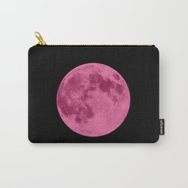 MOON GLOW FUSCHIA Carry-All Pouch