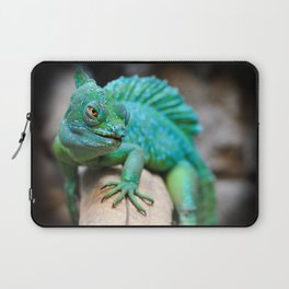 Gecko Reptile Photography Laptop Sleeve