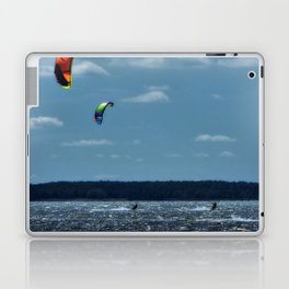 KITE~Party of 3 Laptop & iPad Skin