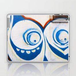 Grafitti Face Laptop & iPad Skin