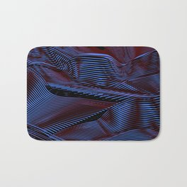 Dark Illusion Bath Mat