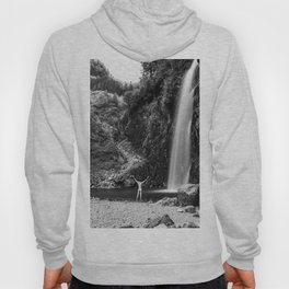 Naked Long Exposure Waterfall Hoody