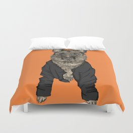 shepherds 'n' blazers Duvet Cover