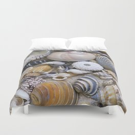 Sea Shell Collection Duvet Cover