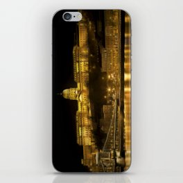 Budapest Golden Night iPhone Skin