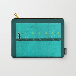 "Boulevard of ""broken"" dreams Carry-All Pouch"