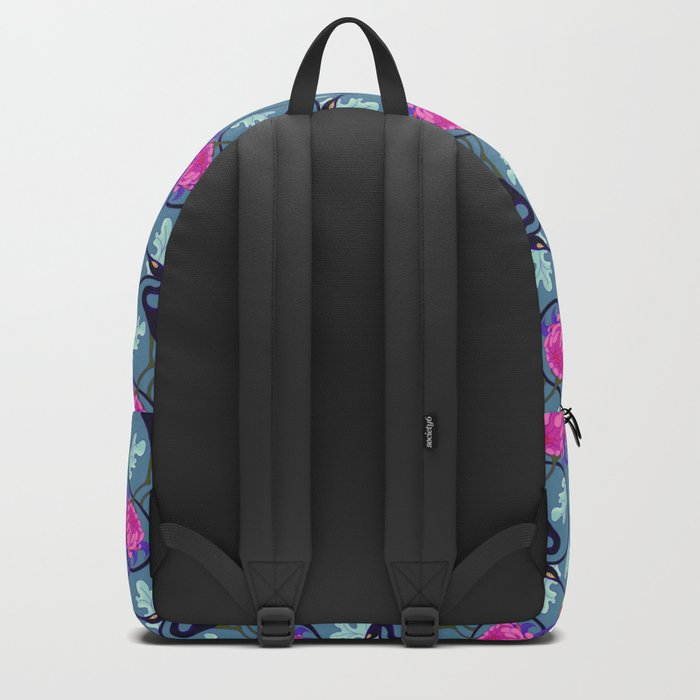 Shadow Heron Backpack