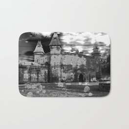 Haunted Mansion Bath Mat