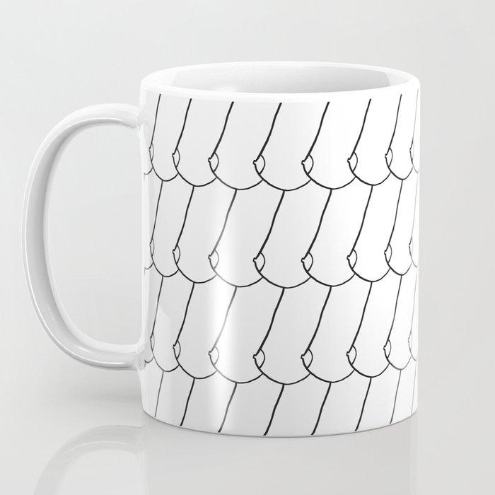 side boob Coffee Mug