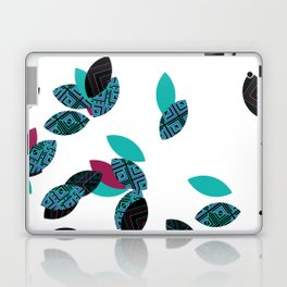 Aztec leafs Ioo Laptop & iPad Skin