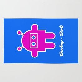 Baby-Bot Rug