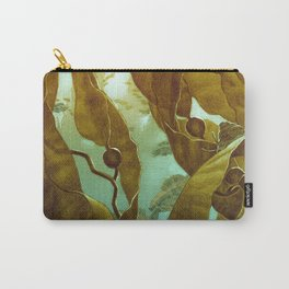 In the Kelp Forest Carry-All Pouch