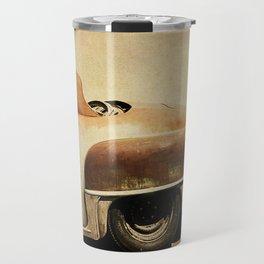 Rusty Chrysler De Soto Travel Mug