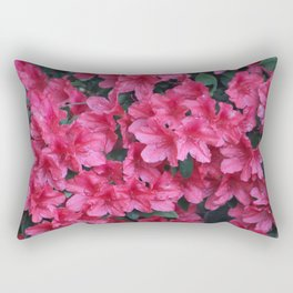 A Shade Of Pink Rectangular Pillow