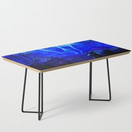 ELEPHANT LIGHTNING AND AFRICAN NIGHTS Coffee Table