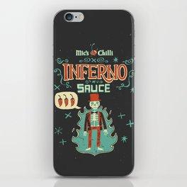 Inferno iPhone Skin