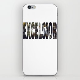 Excelsior - The Raven Cycle iPhone Skin