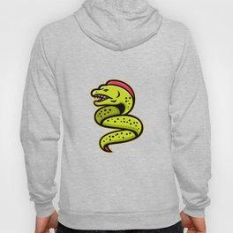Moray Eel Sports Mascot Hoody
