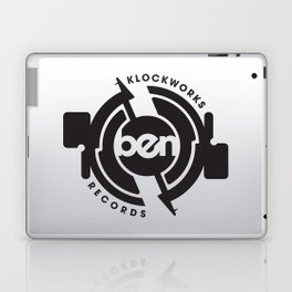 Ben Klock of Klockworks Records Laptop & iPad Skin