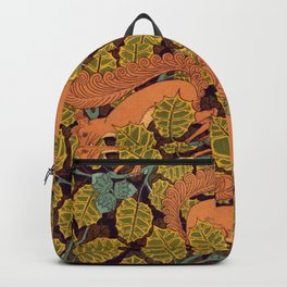 Squirrels B Backpack