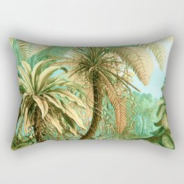 Vintage Tropical #society6 #buyart #painting Rectangular Pillow