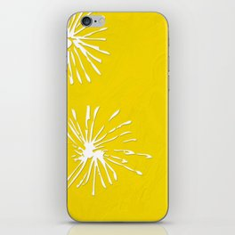 Dandelion Duo iPhone Skin