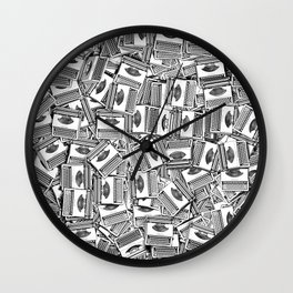 Tell Your Story Wall Clock