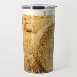 Baled out Travel Mug