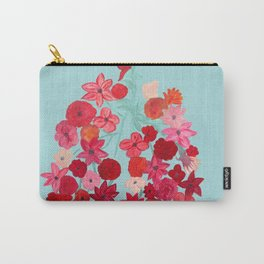 Simply Breathe - Lungs For Whitney Carry-All Pouch