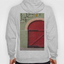 red door Hoody