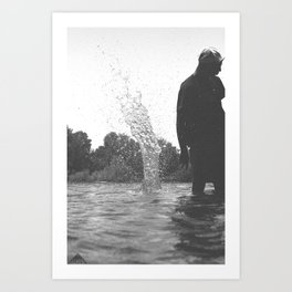 indev Art Print