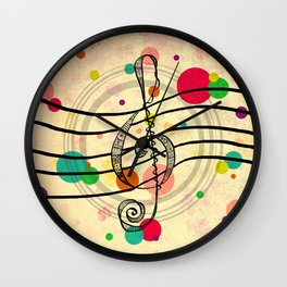 Solo... Wall Clock