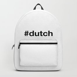 DUTCH Backpack