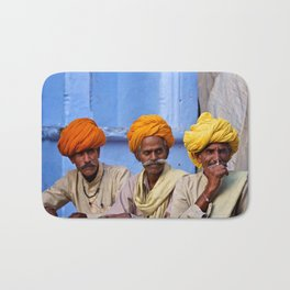 Turban Legends Bath Mat