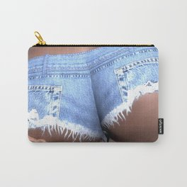 Short Shorts Carry-All Pouch