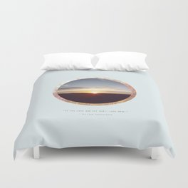 If you Love... Duvet Cover