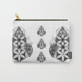 Treeangle of Life Carry-All Pouch