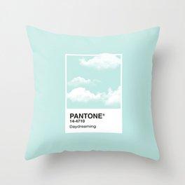 Pantone Series – Daydreaming Throw Pillow