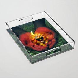 Alebrije Acrylic Tray