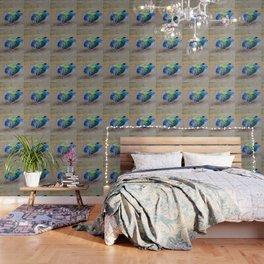 Nicobar Pigeon Strut Wallpaper