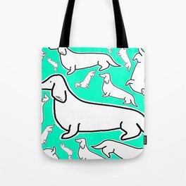 minidog Tote Bag