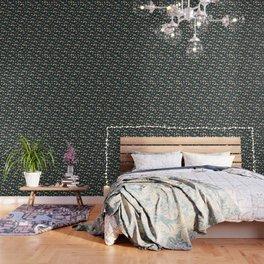 90s RETRO STYLE GEOMETRIC STYLE PATTERN Wallpaper