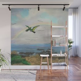 Flight of Fancy Wall Mural