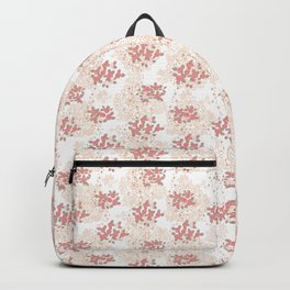 Romantic Flower Backpack