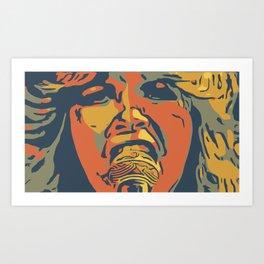 Stevie Nicks! Art Print