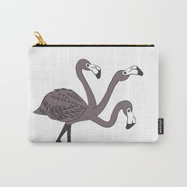 Three birdy heads are better than one Carry-All Pouch