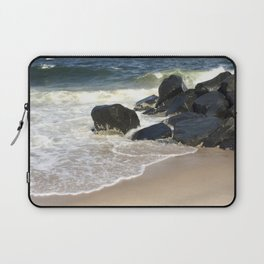 Baesic Belmar Beach Laptop Sleeve