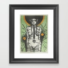 Nymph (Ext) Framed Art Print